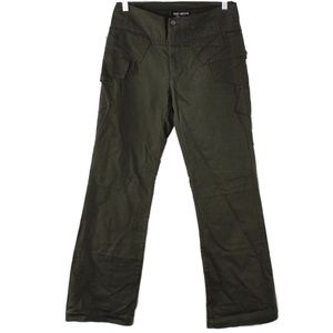 Vintage Issey Miyake Cargo Patch Army Green Pants